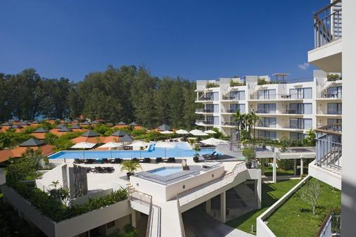 Dewa Phuket (Beach Resort, Villas And Suites) - Sakhu - Building