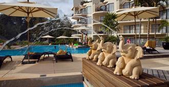 Dewa Phuket (Beach Resort, Villas And Suites) (Sha Plus) - Sakhu - Pool