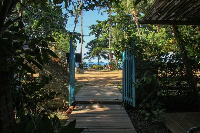 Pousada Piratas - Itacaré - Näkymät ulkona