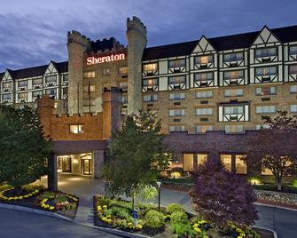 Sheraton Framingham Hotel & Conference Center - Framingham - Gebouw