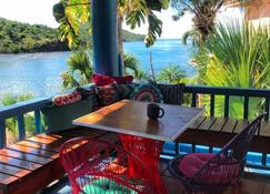 Olga's Fancy - Saint Thomas Island - Parveke