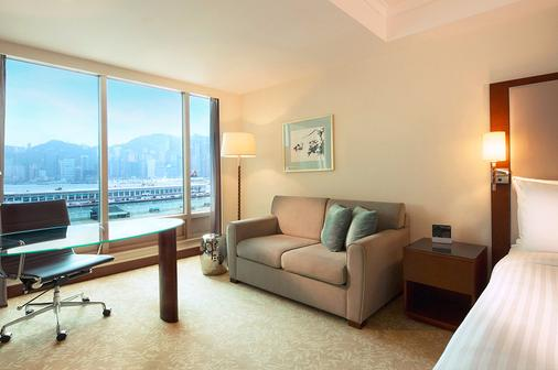 The Royal Pacific Hotel & Towers - Hong Kong - Bedroom