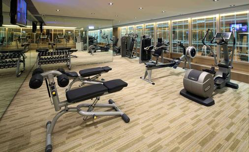 The Royal Pacific Hotel & Towers - Hong Kong - Gym