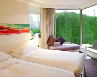 The Royal Pacific Hotel & Towers - Shenzhen - Bedroom