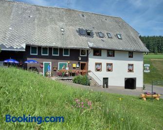 Gasthaus Pension Zum Löwen - Grafenhausen - Gebouw