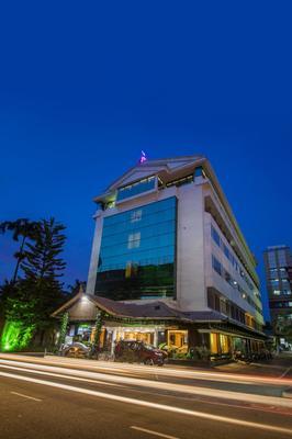 The Renai Cochin - Kochi - Building