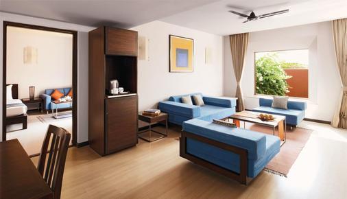 Cidade De Goa - Ihcl Seleqtions - Panaji - Living room