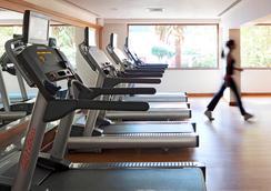 Cidade De Goa - Ihcl Seleqtions - Panaji - Gym