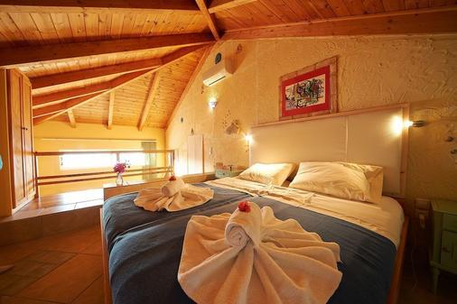 Villas Cavo Marathia - Zakynthos - Phòng ngủ