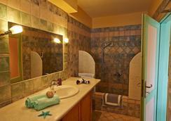 Villas Cavo Marathia - Zakynthos - Phòng tắm