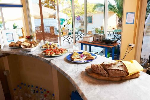 Villas Cavo Marathia - Zakynthos - Buffet