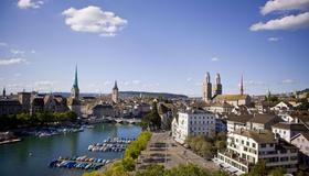 Hotel Europe - Zürich - Udsigt