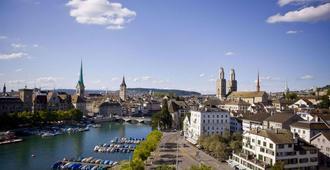 Hotel Europe - Zürich - Utomhus