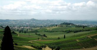 San Carlo Bed and breakfast - Montaione - Vista del exterior
