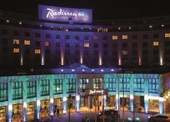 Radisson Blu Hotel, Cottbus - Cottbus - Building