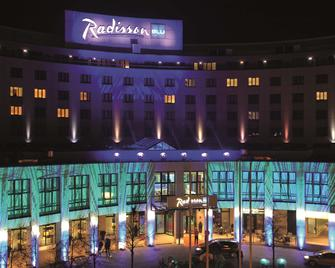Radisson Blu Hotel, Cottbus - Котбус - Building