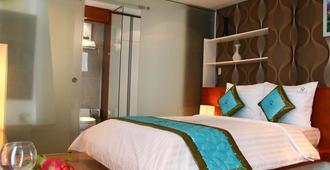 Angela Boutique Serviced Residence - Ho Chi Minh-byen - Soveværelse