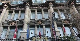 Gran Hotel Ciudad de Mexico - Πόλη του Μεξικού - Κτίριο