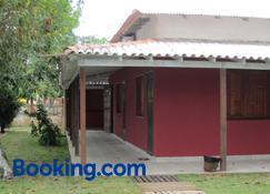 Hostel Pousada do Tapajós - Alter do Chão - Building