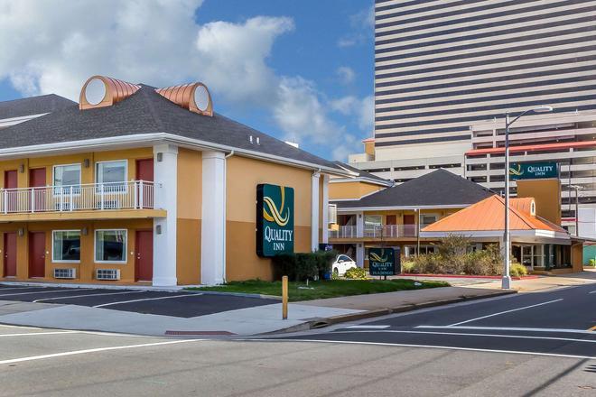 Quality Inn Flamingo - Atlantic City - Κτίριο
