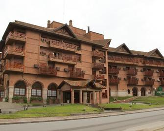 Hotel Algeciras - Pinamar - Budova