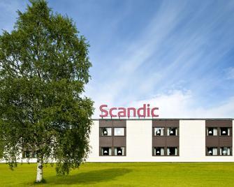 Scandic Östersund Syd - Östersund - Byggnad