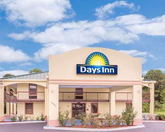 Days Inn by Wyndham Eufaula AL - Юфола - Building