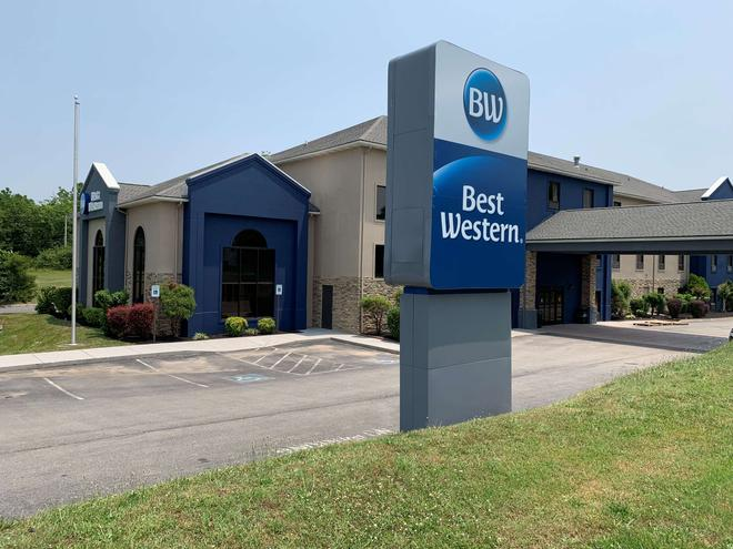 Best Western Knoxville Airport/Alcoa - Alcoa - Building