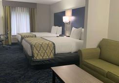 Best Western Knoxville Airport/Alcoa - Alcoa - Bedroom