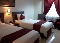 Hotel Bandara Syariah - Bandar Lampung - Bedroom
