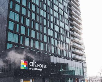 Alt Hotel Saskatoon - Саскатун - Building