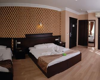 Pamuk City Hotel - Gaziantep - Schlafzimmer