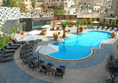 Landmark Amman Hotel & Conference Center - Amman - Uima-allas
