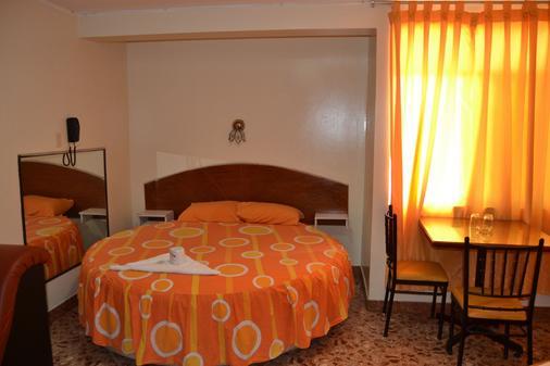 Hotel El Gran Caiman - Lima - Bedroom