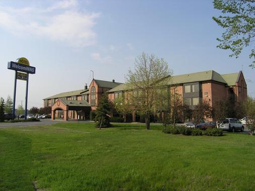 Hôtel Welcominns - Boucherville - Building