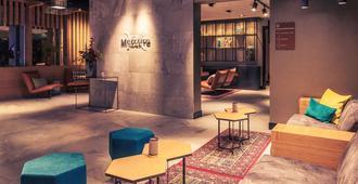 Mercure Hotel Amsterdam Sloterdijk Station - אמסטרדם - לובי