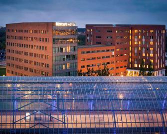 โรงแรมเมอร์เคียวซิตี้ อัมสเตอร์ดัม สถานีสโลเทอดิก - อัมสเตอร์ดัม - อาคาร