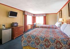 Days Inn by Wyndham Albuquerque Downtown - Albuquerque - Bedroom