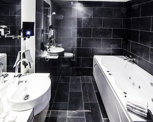 First Hotel Twentyseven - Copenhagen - Bathroom