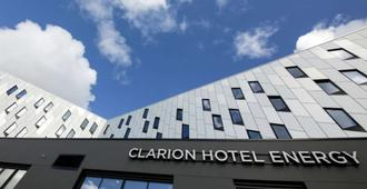 클라리온 호텔 에너지 - 스타방에르 - 건물