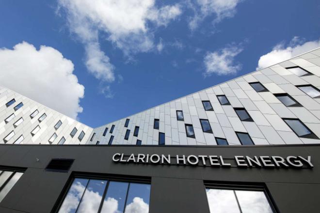 Clarion Hotel Energy - Stavanger - Rakennus