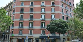 Hostal Center Inn - Barcelona - Rakennus