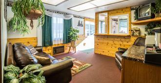 Rodeway Inn Bryce Canyon - Panguitch - Lobby