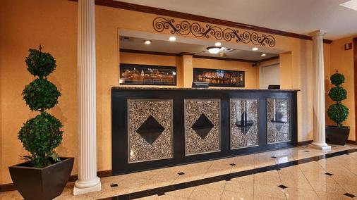 貝斯特韋斯特阿拉莫市區價值酒店 - 聖安東尼奥 - 聖安東尼奧 - 酒吧