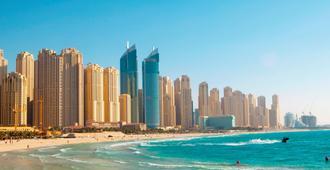 Ja Oasis Beach Tower - Dubai - Utomhus