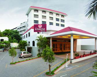 Ramyas Hotels - Tiruchirappalli - Building