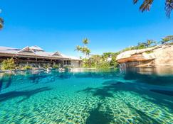 凱恩斯科羅尼澳俱樂部渡假村 - 馬努達 - 凱恩斯 - 游泳池