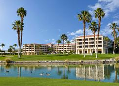 DoubleTree by Hilton Golf Resort Palm Springs - Cathedral City - Edificio