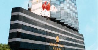 Stanford Hotel - Hongkong - Rakennus
