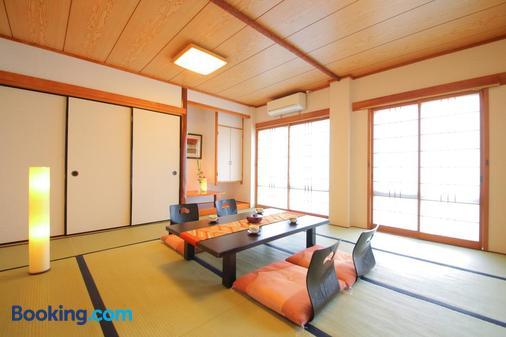 Hotel Meijiya - Hamamatsu - Phòng ăn